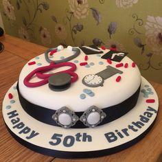 Nurse birthday cake 50th birthday Cakes Pinterest Birthday