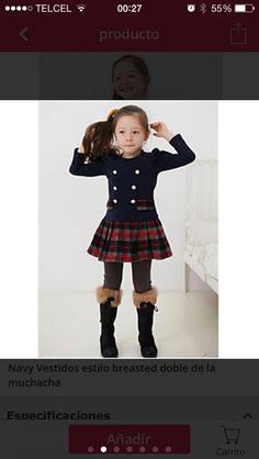 Vestido colegiala