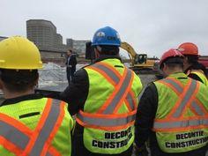 Bildresultat för construction workers from the back