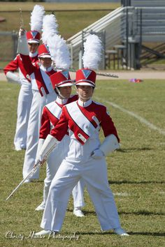 Munford High School Marching Band at competition in Jackson, TN.