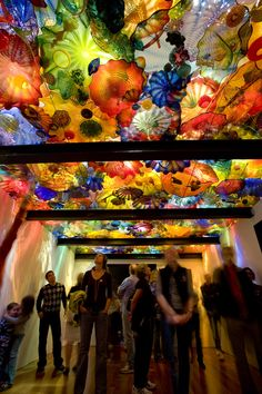 Chihuly | Chihuly Garden and Glass - Seattle, WA 98109 - (206)753-4940 ...