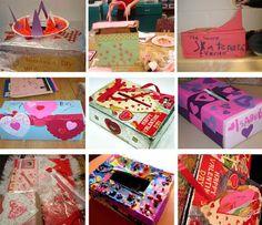 ali loves curtis: valentine boxes
