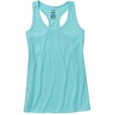 Danskin Now Women's Cotton Wicking Tank --I use something very similar to this as a swim top