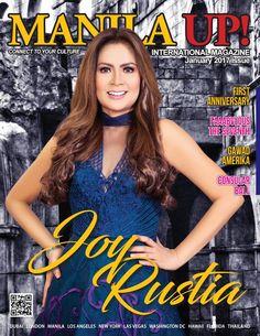 2017 Manila Up! JANUARY ISSUE