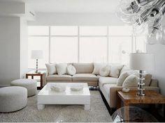 neutral corner sofa