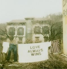 yes. truth. :: love always wins 5x7 pring by andrea jenkins (girlhula on Etsy)