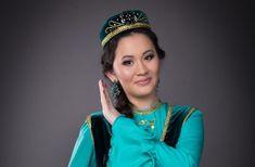 Tatar lady