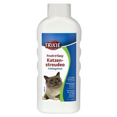 Trixie Fresh-n-Easy Cat Litter Spring Deodorizer, 750 g, Pack of 6 ** You can find more details by visiting the image link. (This is an affiliate link) #CatLitterandHousetraining