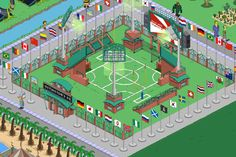 stadio Springfield Simpsons, The Simpsons Game, Fingers, Layouts, Stickers, Adventure, Games, The Simpsons, Gaming