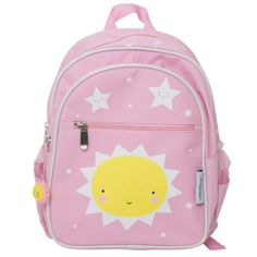 d17abda5689 Backpack Miss Sunshine – baby company Lovely Company, Kindergarten,  Backpack Umbrella, Little Miss