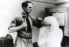 Henry Moore en el trabajo (varias fechas)