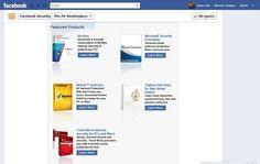 Facebook Security, una selección de conocidos antivirus para descargar gratis