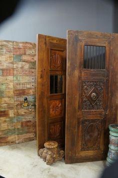 Eclectic Front Doors