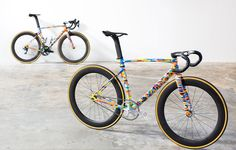 Specialized Brings the Party to Red Hook With Custom Allez Sprint Track Bikes http://www.bicycling.com/bikes-gear/news/specialized-brings-the-party-to-red-hook-with-custom-allez-sprint-track-bikes/slide/2