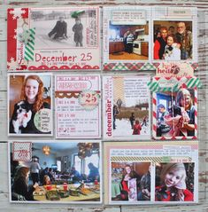 Michelle Wooderson December Daily