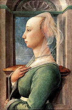 vers 1450, Filippo Lippi,