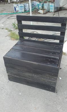 #mnvcreations #pallet #chair #ecofriendly