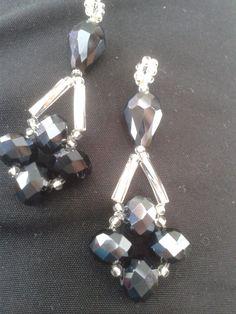 kristal küpeler..just pic Very pretty