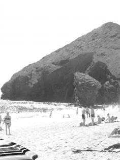 Playa de Los Muertos- Almeria