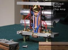 DIY Chip Amplifier Kits, PCB's, Components and Information.