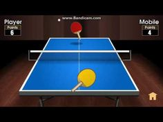 Mobi Table Tennis - Third attempt