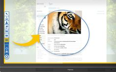 Prowise Annotate: geïntegreerd in Presenter