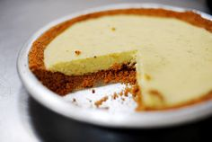 Key Lime Pie — Recipe from The Pioneer Woman