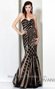 Jovani 111240 looks like Blake Livelys dress