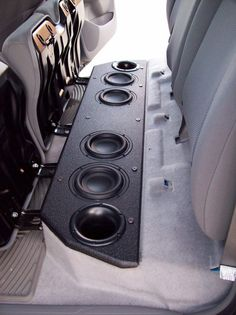 Tacoma Audio Endeavor - Page 3 - Tacoma World Forums 600w 4x 6-1/2 tang bang-w61139