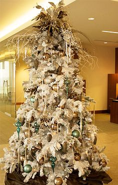 1000 images about christmas tree on pinterest decorated