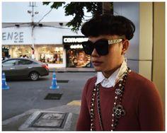 a #siam #allybag  #ally #bangkok #bkk #thailand #fashionpic #fashion #snap #picture #タイ #バンコク #ファッション #スナップ #ファッションスナップ  #古着 #emotionbkk
