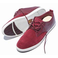 Clae Shoes // designer Sung Choi