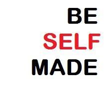 Be Self Made