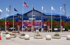 (the original) Rosenblatt Stadium- Omaha, NE