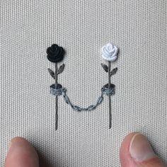 """827 Likes, 4 Comments - Nakış Ve Elemeği Dünyası (@efsunlu_parmaklar) on Instagram: """"Muazzam bir sadelik ♥️ Çalışmanın bulunduğu sayfa @beastorgod #embroidery #hoopart #brezilyanakışı…"""""""