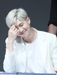 BTS Rap Monster © LOVE YOU, TOO MUCH | Do not edit.