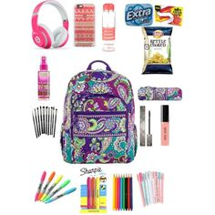 Luggage is the best think in travel. I have used many travel luggage some of good and some of comfortable and some of are not comfortable. Now I share some best travel luggage for travler. Make School, New School Year, School Hacks, Middle School, School Stuff, School Ideas, School Emergency Kit, School Survival Kits, Backpack Essentials