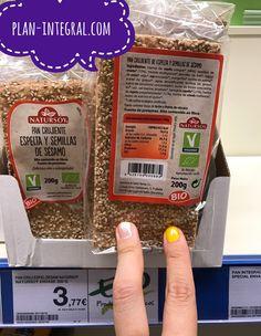 Volvemos con los productos recomendados!! Aquí os dejamos éste. ¿Quién se atreve a probarlo? #productorecomendado #planintegral #nutricion