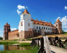 The Republic of Belarus is in Eastern Europe. The country lies at the geographic centre of the European continent. It is the intersection between the Baltic countries and Ukraine, Republic Of Belarus, Russia Ukraine, European Countries, Historical Architecture, Travel Articles, Eastern Europe, World Heritage Sites, Continents, National Parks
