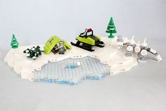 A Cold Welcome by jsnyder002 :: Brickd - a blog featuring the best in Lego design