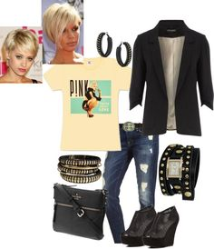 """""""Pink Concert"""" by smoore2 on Polyvore"""