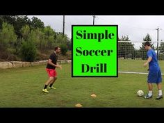 Free Soccer Passing Drills For U8-U12 Players, Teams & Coaches - YouTube