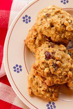 Applesauce Oat Raisin Cookies – Italian Food Forever