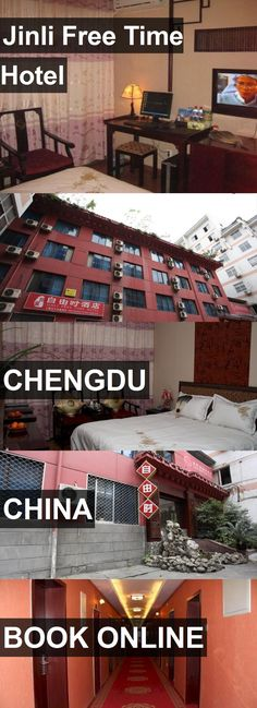 Jinli Free Time Hotel in Chengdu, China. For more information, photos, reviews and best prices please follow the link. #China #Chengdu #travel #vacation #hotel