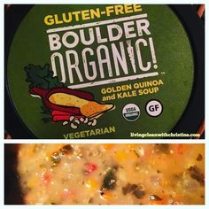 One of my favorite #organic food companies making a difference is @boulderorganic! You must check them out their soups are phenomenal. They also do great things in their community using planet friendly packaging & donate to local non-profits! We need to support more companies like this & change the way our current food system works. It will be better for our health and our environment #LCWC by livingcleanwchristine