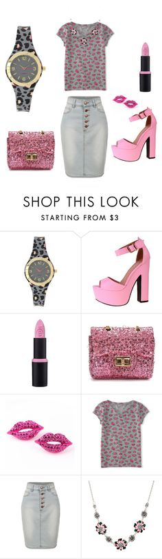 """""""Untitled #50"""" by shi-2the-z ❤ liked on Polyvore featuring Essence, Aéropostale and LE3NO"""