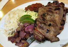 Poc Chuc - delicious dish from Yucatan Mexico