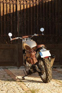 Tamarit Motorcycles Bonneville D.Franklin, la bonneville personalizada por Tamarit