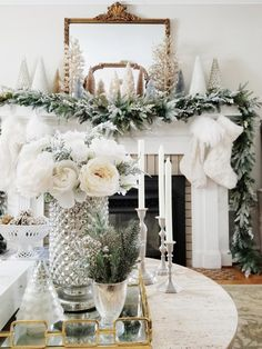 2019 Winter Wonderland Tour: Liz's Home - MW Designs