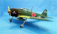 "Click Image Above To Buy: Cmp Zero Fighter 50cc - 80"" Arf Nitro Gas Radio Remote Controlled Rc Airplane New!"